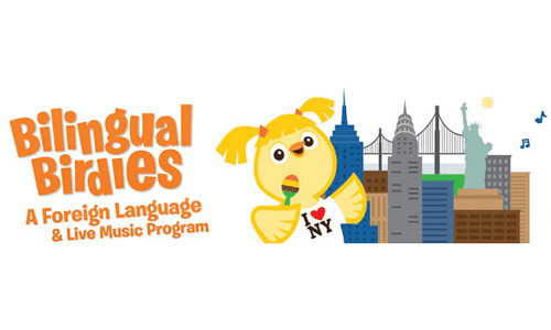 Bilingual Birdies (at Riverside Park / Upper West Side)