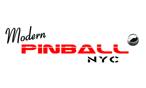 Arcade at Modern Pinball NYC