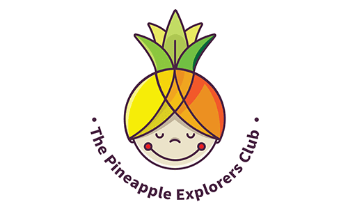 The Pineapple Explorer's Club ( at Arte Cafe)