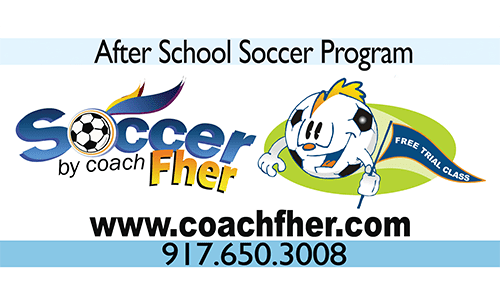 Soccer by Coach Fher (at School of the Blessed Sacrament)